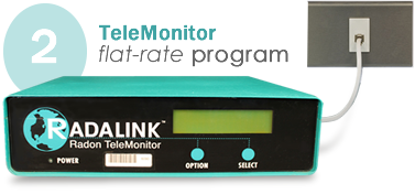 Program 1 - TeleMonitor Flat Rate
